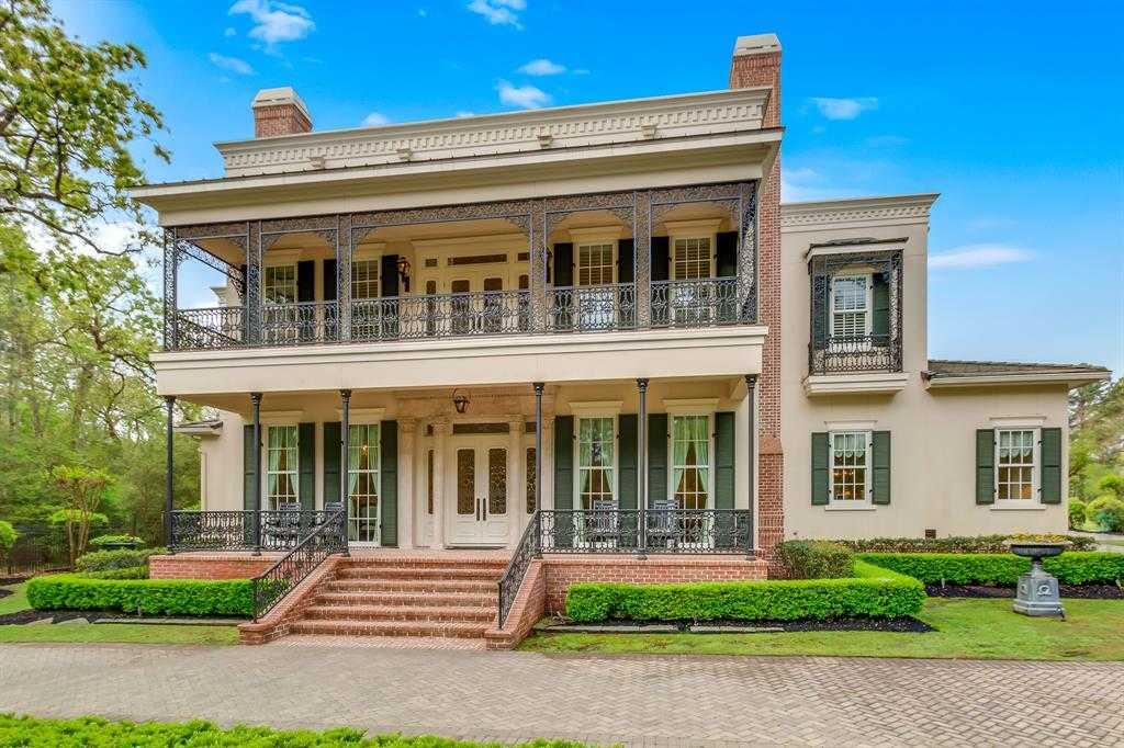 $3,200,000 - 5Br/8Ba -  for Sale in The Woodlands Carlton Woods Creekside 07, Spring