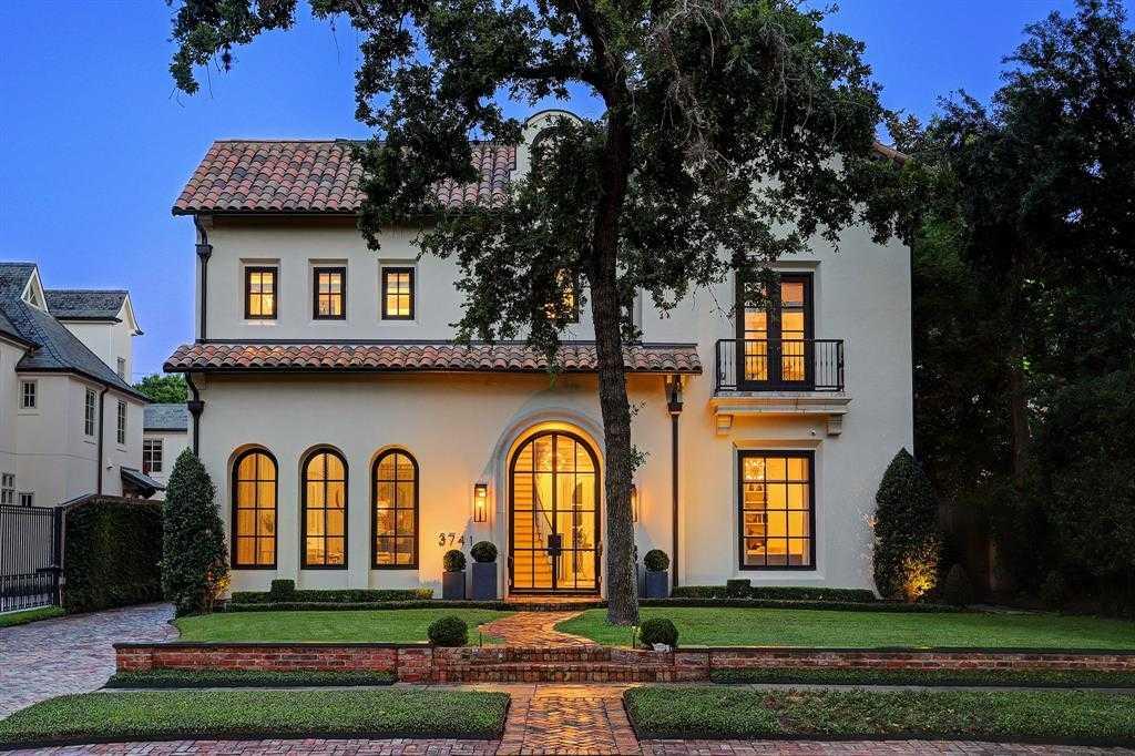 $6,250,000 - 5Br/9Ba -  for Sale in River Oaks, Houston