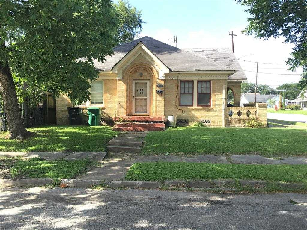 $250,000 - 4Br/2Ba -  for Sale in Plaza Place, Houston