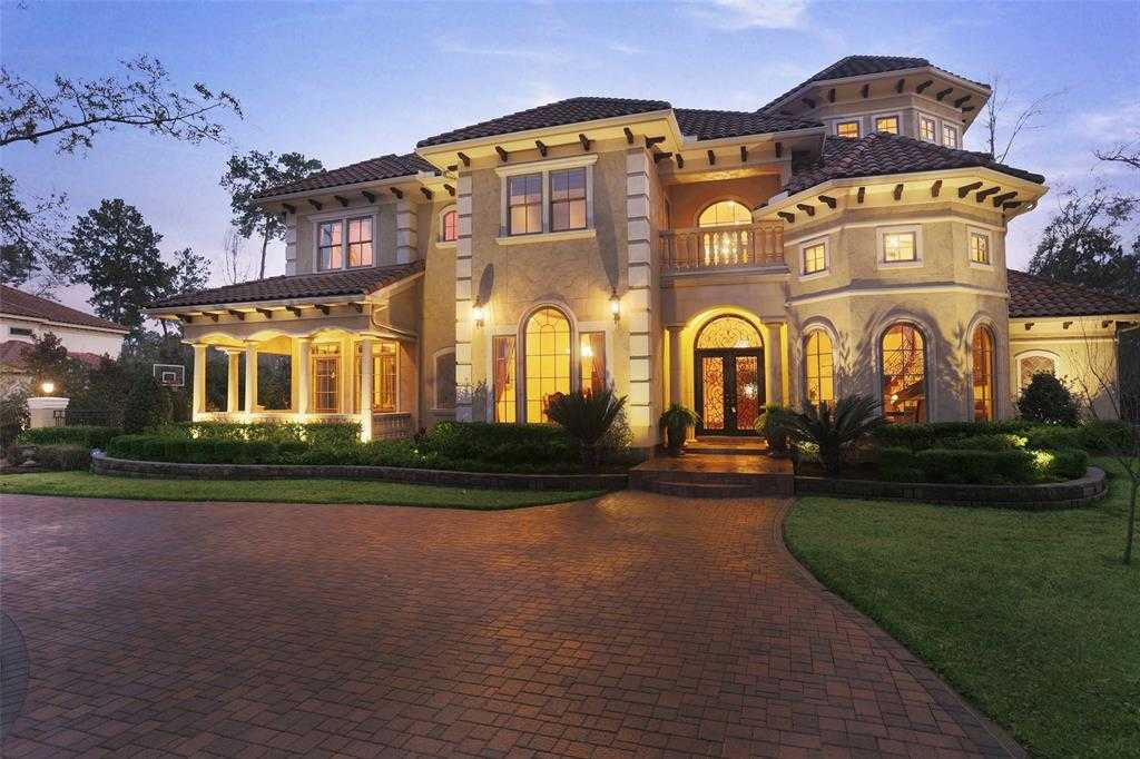 $1,749,000 - 5Br/6Ba -  for Sale in The Woodlands Carlton Woods Creekside 03, Spring