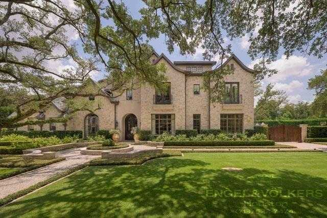 $9,300,000 - 7Br/10Ba -  for Sale in Tanglewood Sec 10, Houston