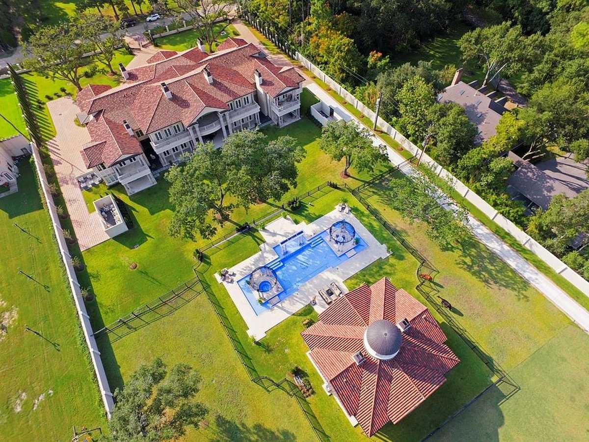 $14,350,000 - 7Br/14Ba -  for Sale in Rivercrest, Houston