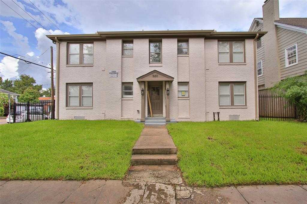 $1,600,000 - Br/Ba -  for Sale in West Mandell Place, Houston