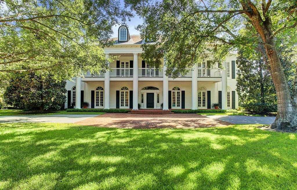 $7,995,000 - 5Br/8Ba -  for Sale in River Oaks, Houston