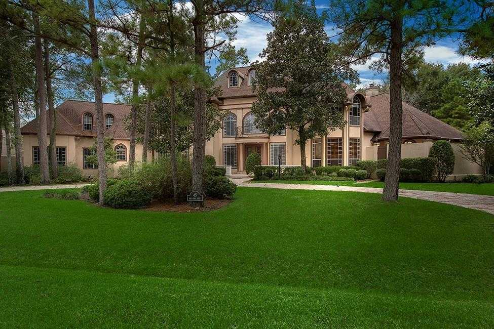 Incredible Grogans Mill Homes For Sale The Woodlands Tx 77380 Download Free Architecture Designs Grimeyleaguecom