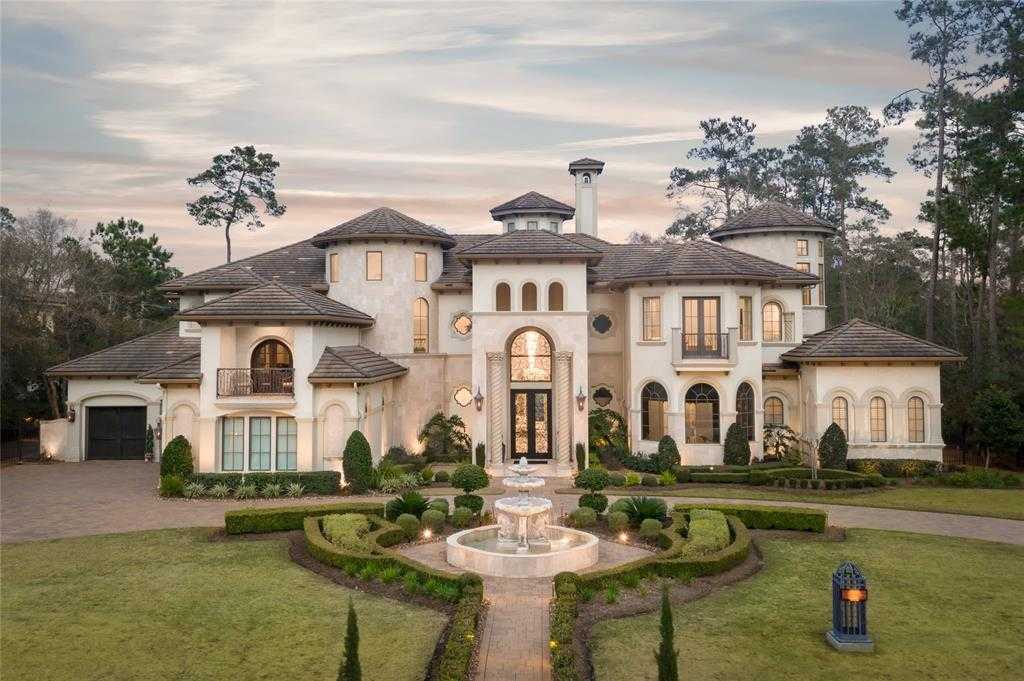 $4,165,000 - 6Br/8Ba -  for Sale in Carlton Woods Creekside, The Woodlands