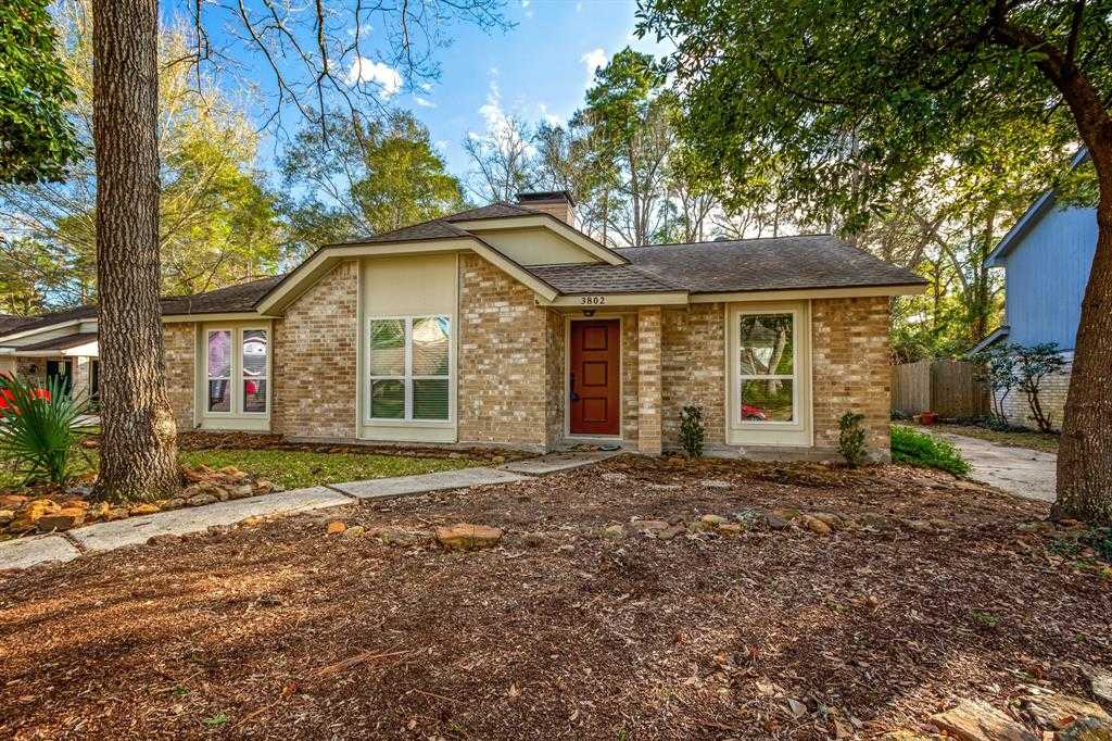 $224,900 - 4Br/2Ba -  for Sale in Greentree, Kingwood