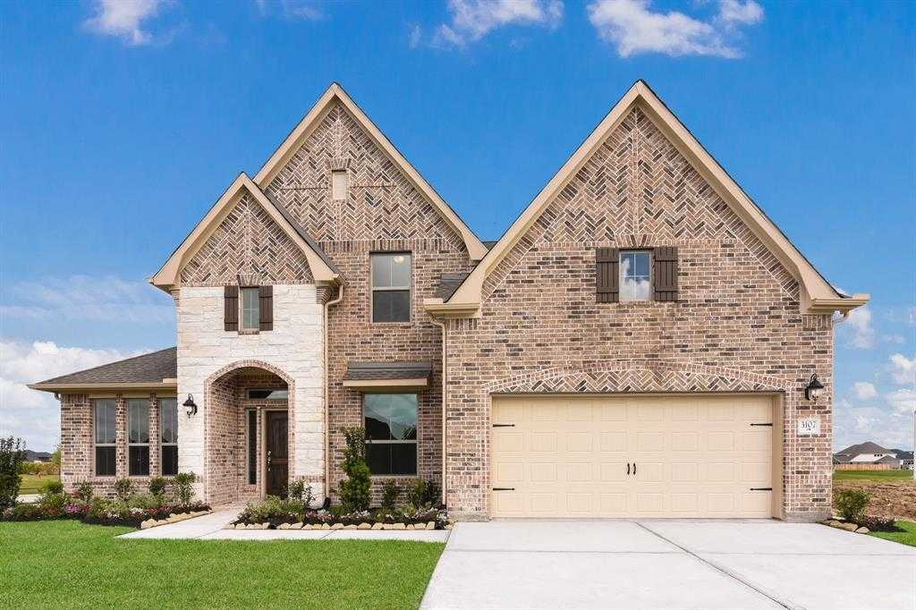 $449,990 - 4Br/3Ba -  for Sale in Hidden Lakes, League City
