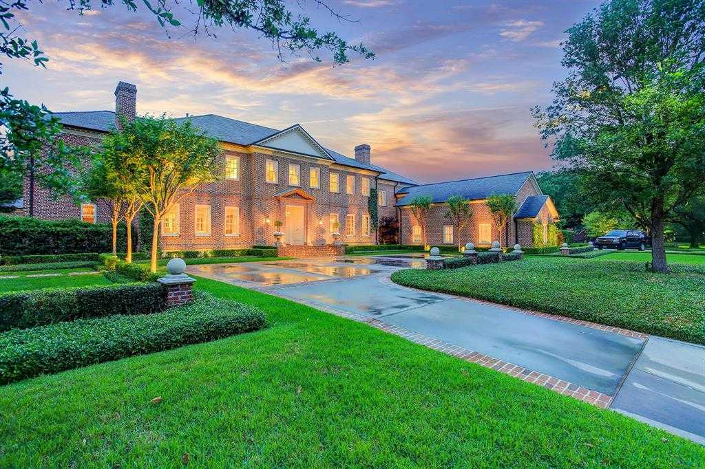 $7,995,000 - 5Br/7Ba -  for Sale in Tanglewood, Houston