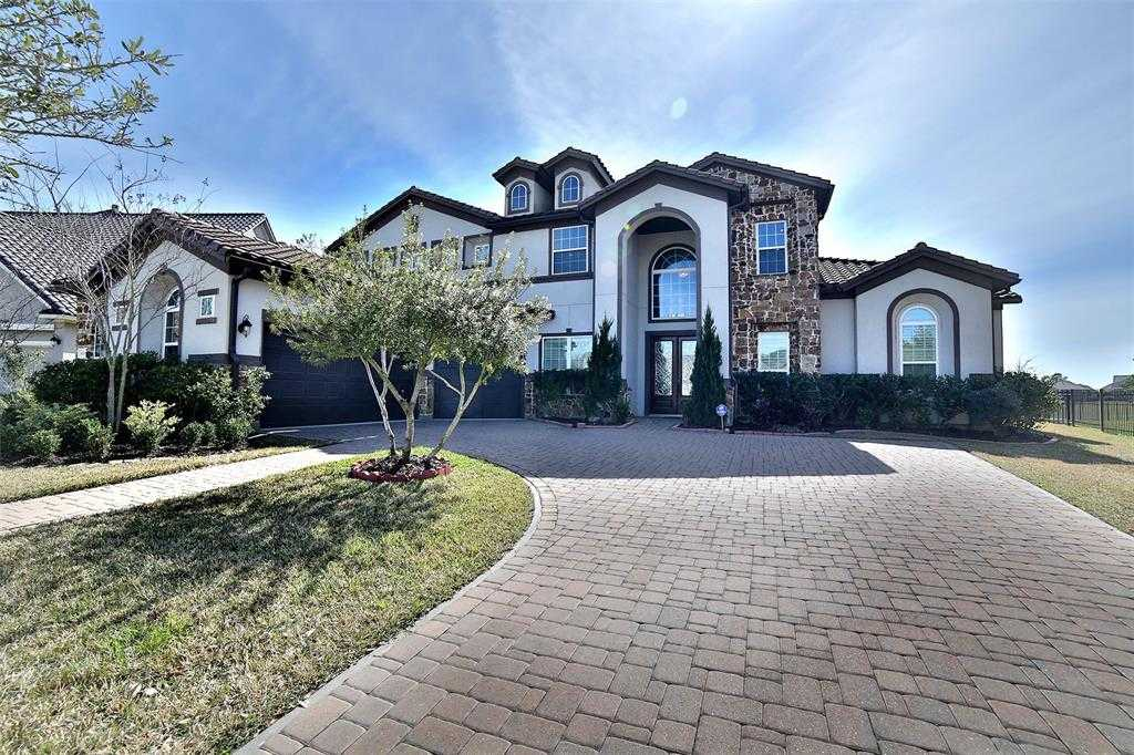 $769,000   4Br/5Ba   For Sale In Monterrey At Willowbend Sec 1, Katy