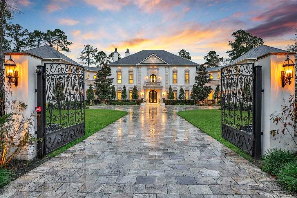 $6,700,000 - 7Br/11Ba -  for Sale in Carlton Woods, The Woodlands