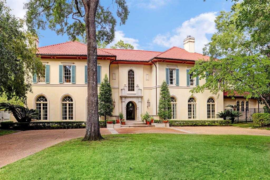 $7,500,000 - 5Br/8Ba -  for Sale in River Oaks Tall Timbers, Houston