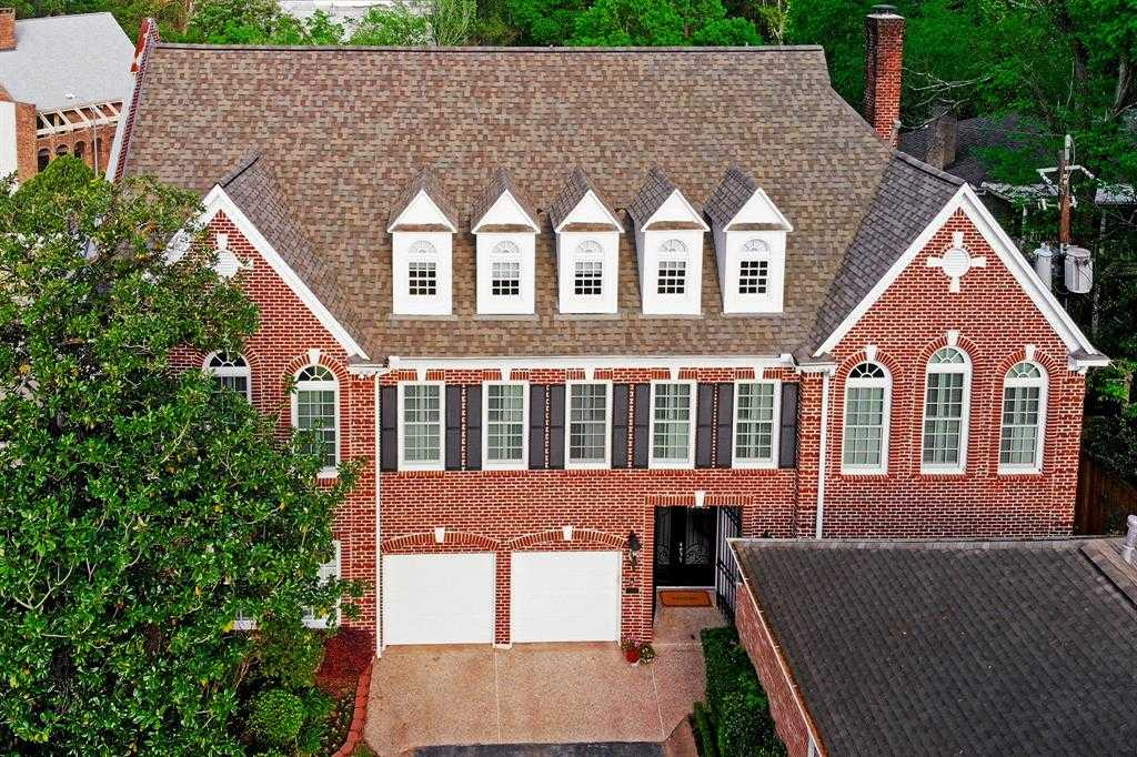 $1,095,000 - 4Br/6Ba -  for Sale in One Sage Road On The Bayou Th 1, Houston