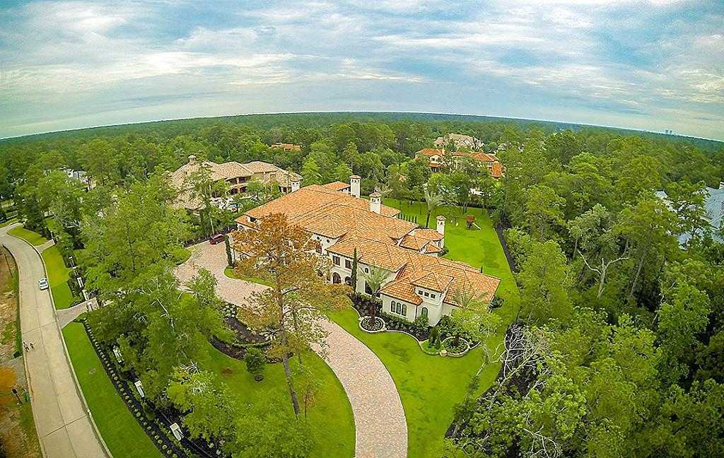 $5,545,000 - 8Br/11Ba -  for Sale in Carlton Woods, The Woodlands
