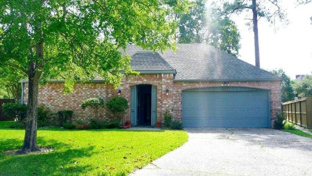 $195,000 - 3Br/2Ba -  for Sale in Champions Colony Sec 03 U/r, Houston