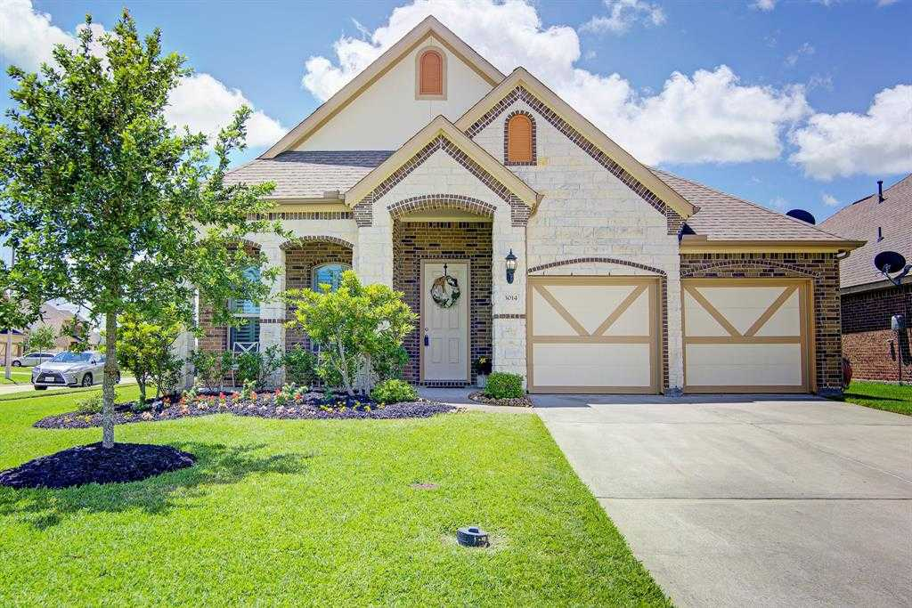 $299,900 - 3Br/2Ba -  for Sale in Hidden Lakes Sec 3 Ph 1 2014, League City