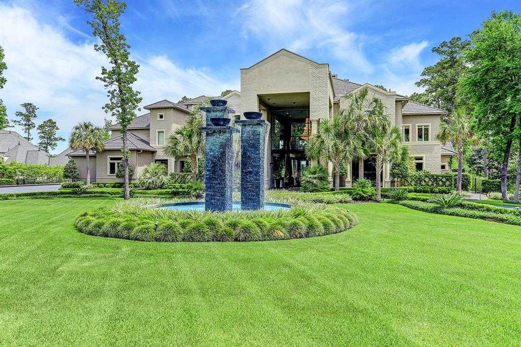 $6,999,500 - 6Br/13Ba -  for Sale in Carlton Woods, The Woodlands