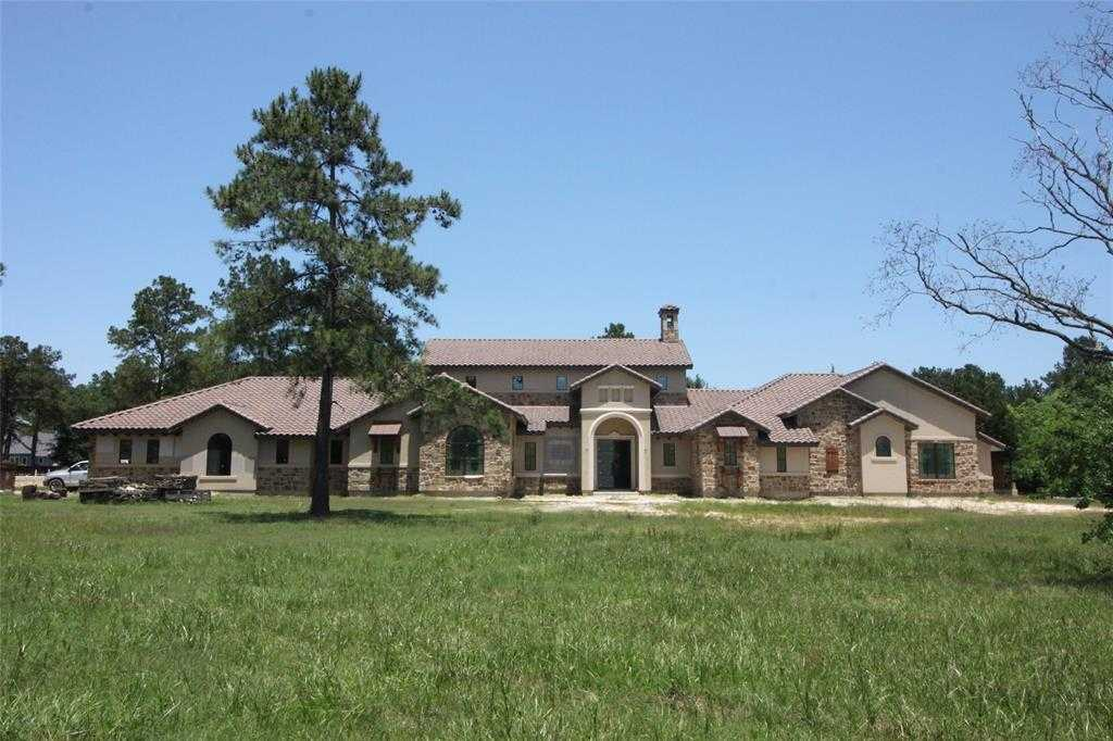 $2,080,000 - 4Br/6Ba -  for Sale in Willowcreek Ranch, Tomball