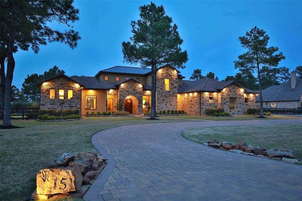 $1,645,000 - 4Br/6Ba -  for Sale in Willowcreek Ranch, Tomball