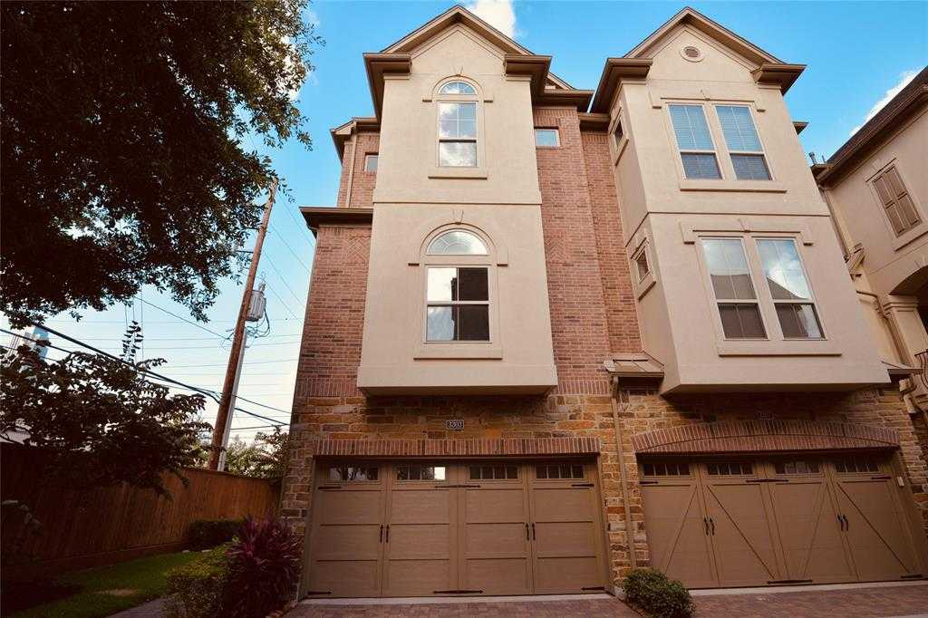 $1,300,000 - 3Br/4Ba -  for Sale in Uptown Place, Houston