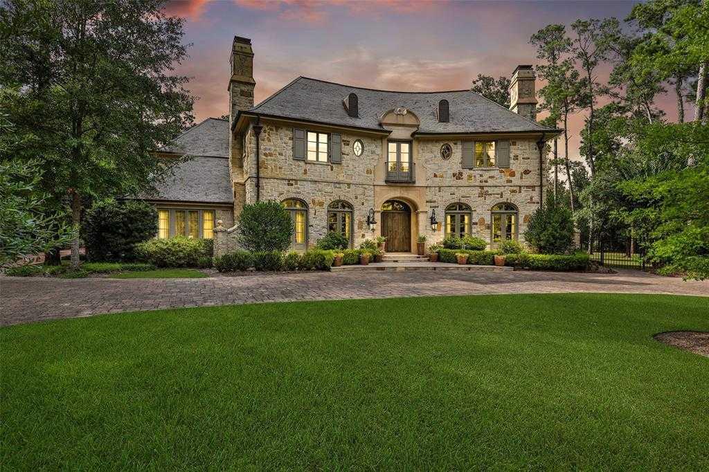 $4,954,000 - 5Br/9Ba -  for Sale in Woodlands Village Of Carlton Woods, The Woodlands