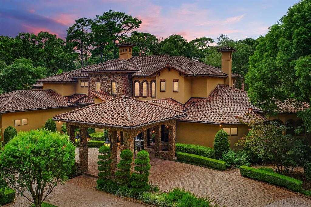 $7,750,000 - 6Br/9Ba -  for Sale in Sherwood Forest, Houston