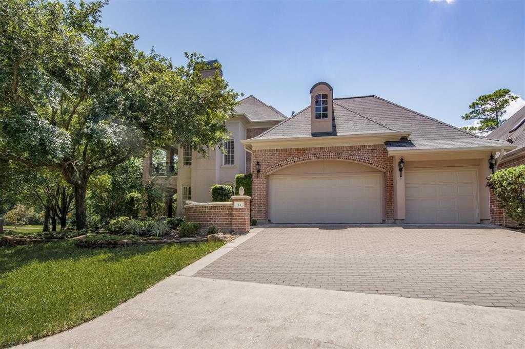 $549,900 - 3Br/4Ba -  for Sale in Kingwood Greens, Kingwood