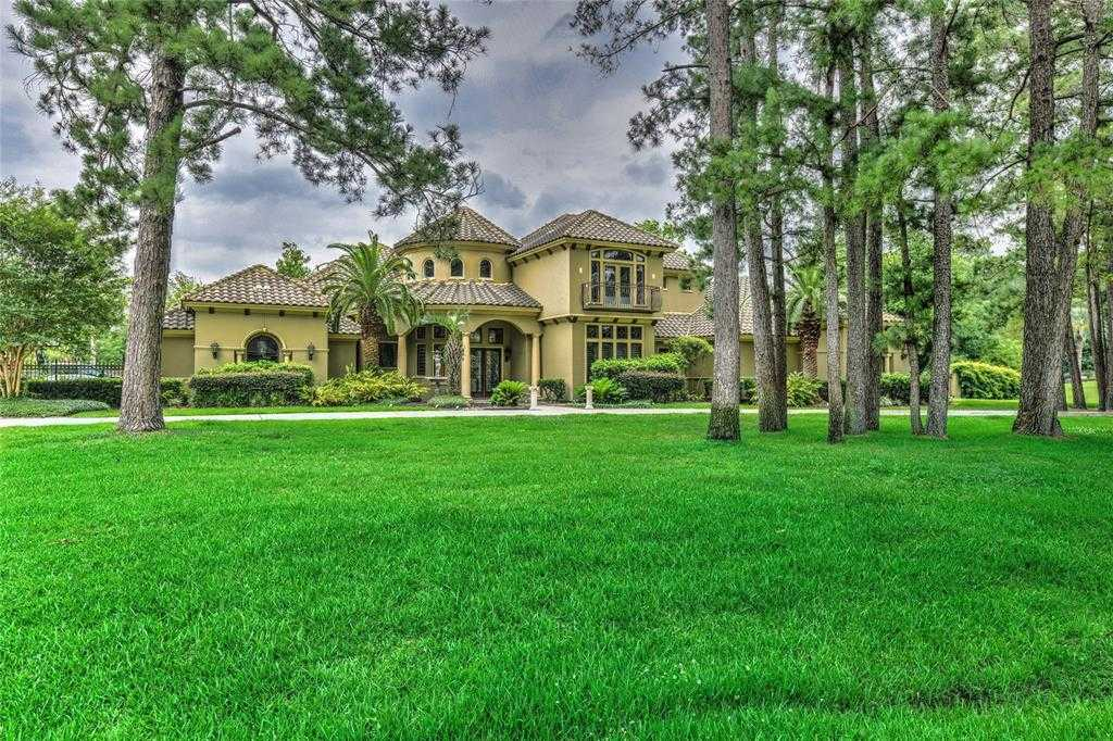 $1,375,000 - 5Br/7Ba -  for Sale in Haven Lake Estates, Tomball