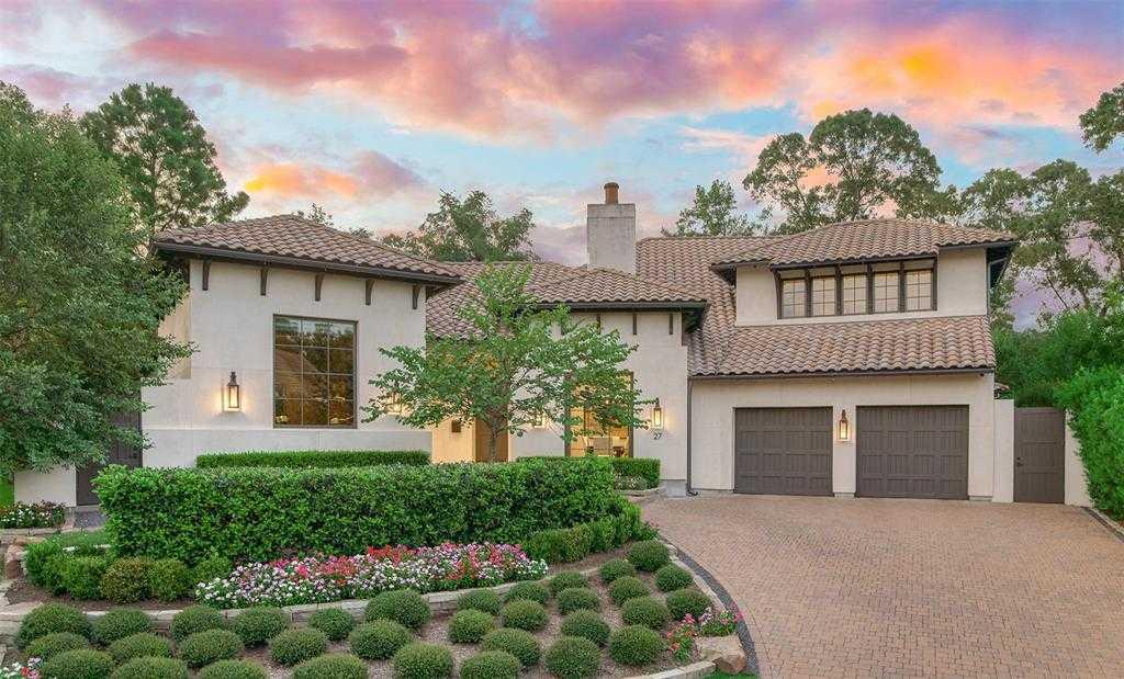 $1,825,000 - 4Br/5Ba -  for Sale in Carlton Woods Creekside, Spring