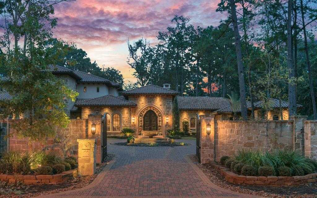 $3,999,000 - 6Br/8Ba -  for Sale in Carlton Woods Creekside The Woodlands, The Woodlands