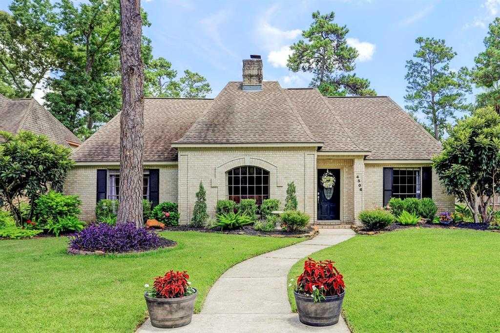 $239,000 - 4Br/2Ba -  for Sale in Hunters Ridge, Kingwood