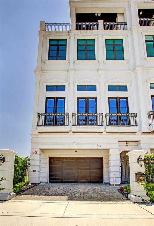 $1,150,000 - 3Br/4Ba -  for Sale in Stratford Prcl R/p, Houston