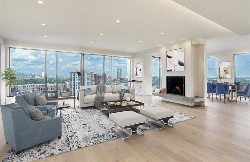 $2,950,000 - 3Br/4Ba -  for Sale in The Wilshire At River Oaks District, Houston