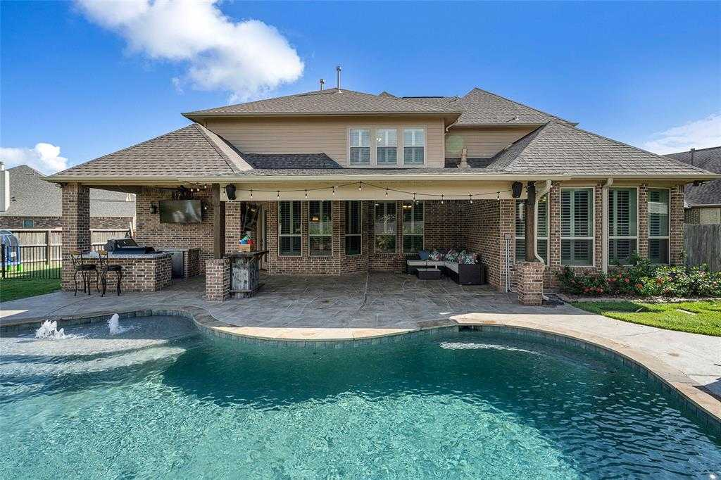 $538,500 - 5Br/5Ba -  for Sale in Hidden Lakes Sec 2 2009, League City