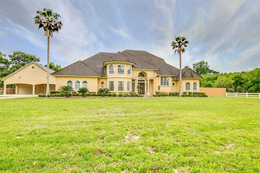 $859,000 - 6Br/7Ba -  for Sale in Boudreaux Estates, Tomball