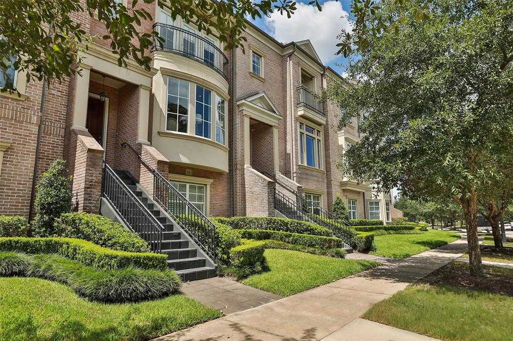 $565,000 - 2Br/3Ba -  for Sale in Park Place Brownstones, The Woodlands