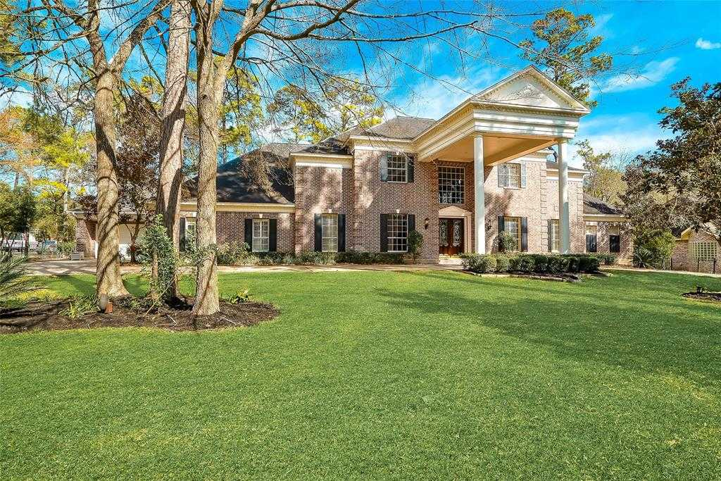 $1,375,000 - 5Br/5Ba -  for Sale in The Woodlands Cochran's Crossing, The Woodlands