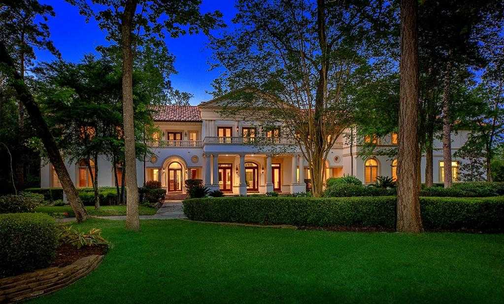 $4,700,000 - 7Br/11Ba -  for Sale in Wdlnds Village Of Carlton Woods 04, The Woodlands