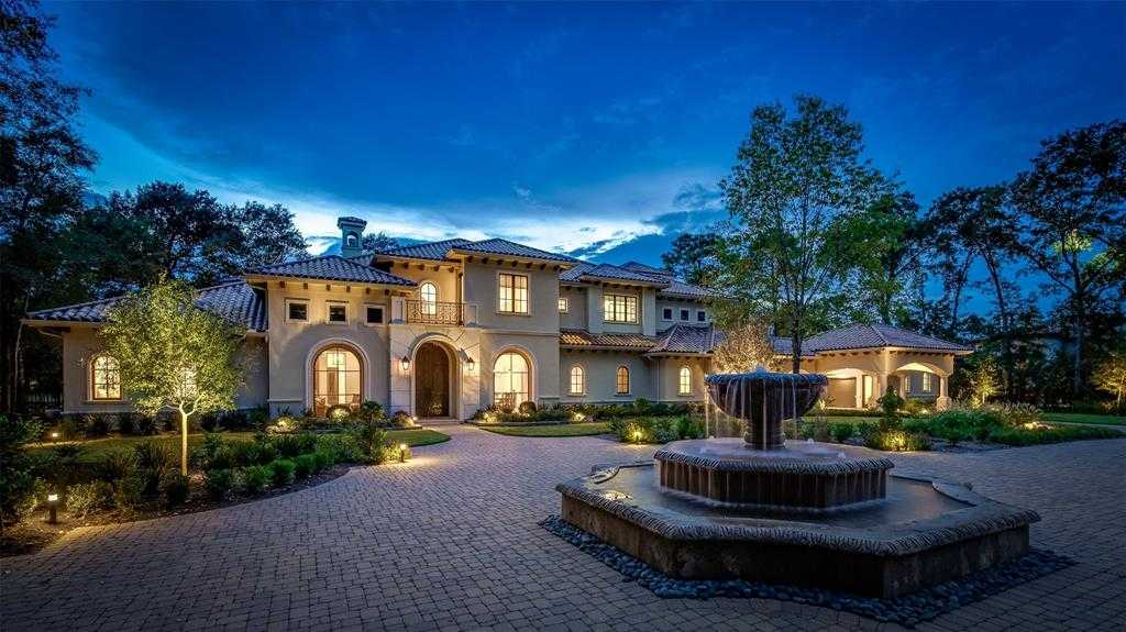 $3,995,000 - 5Br/7Ba -  for Sale in The Woodlands Carlton Woods, The Woodlands