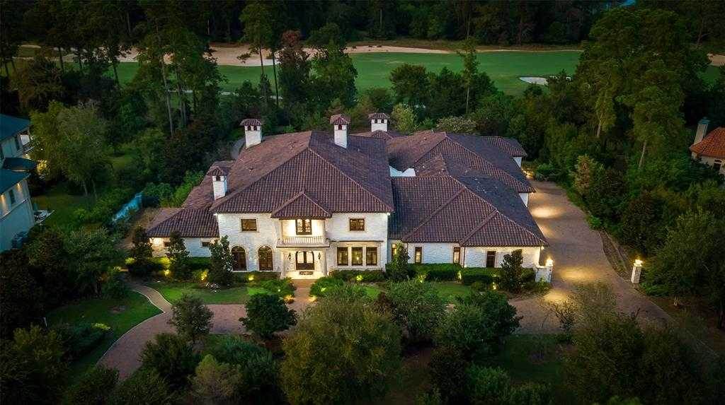 $5,900,000 - 6Br/10Ba -  for Sale in Wdlnds Village Of Carlton Woods, The Woodlands