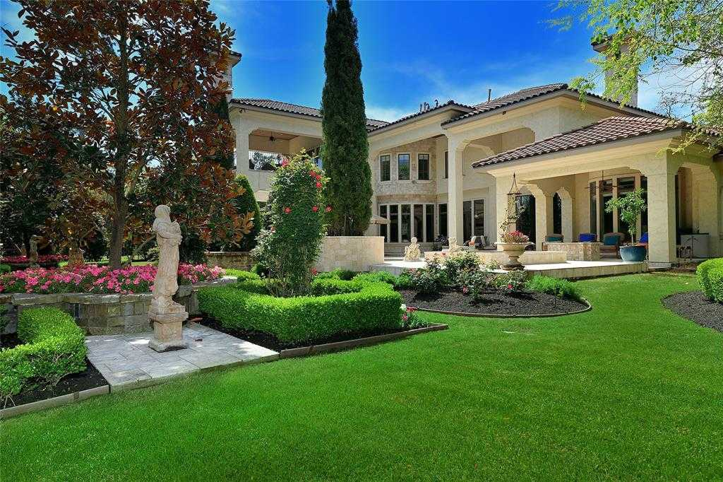 $2,495,000 - 5Br/8Ba -  for Sale in Carlton Woods Creekside, The Woodlands