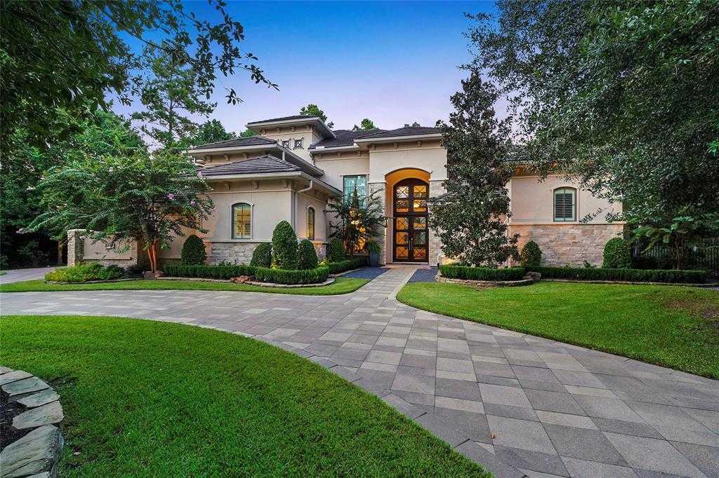 $2,185,000 - 5Br/8Ba -  for Sale in Carlton Woods Creekside, Spring