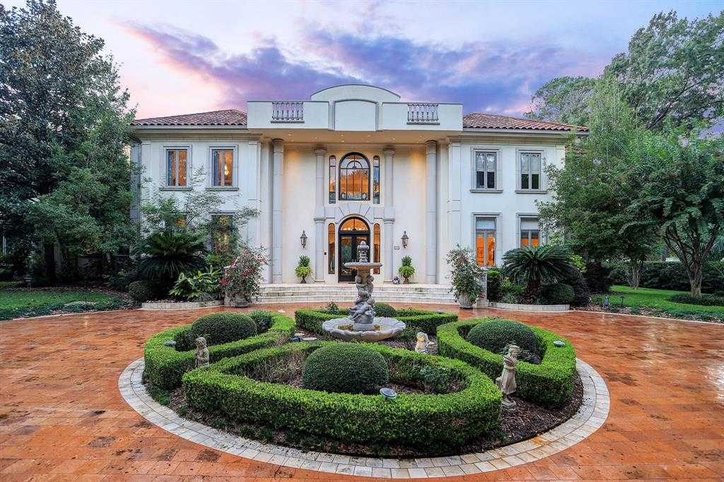 $7,995,000 - 5Br/10Ba -  for Sale in Bayou Woods, Houston
