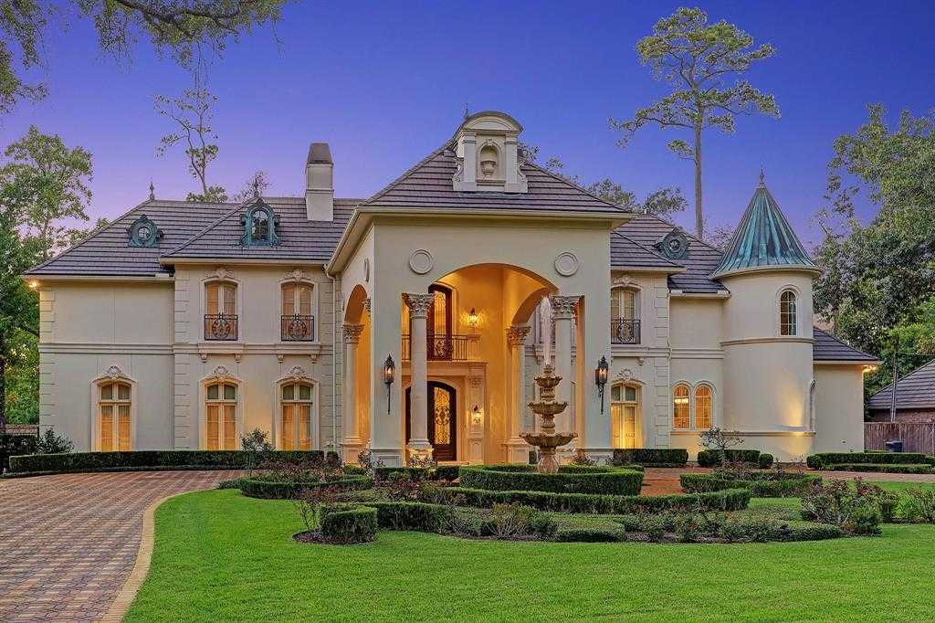 $7,599,000 - 5Br/8Ba -  for Sale in Memorial Oaks, Houston