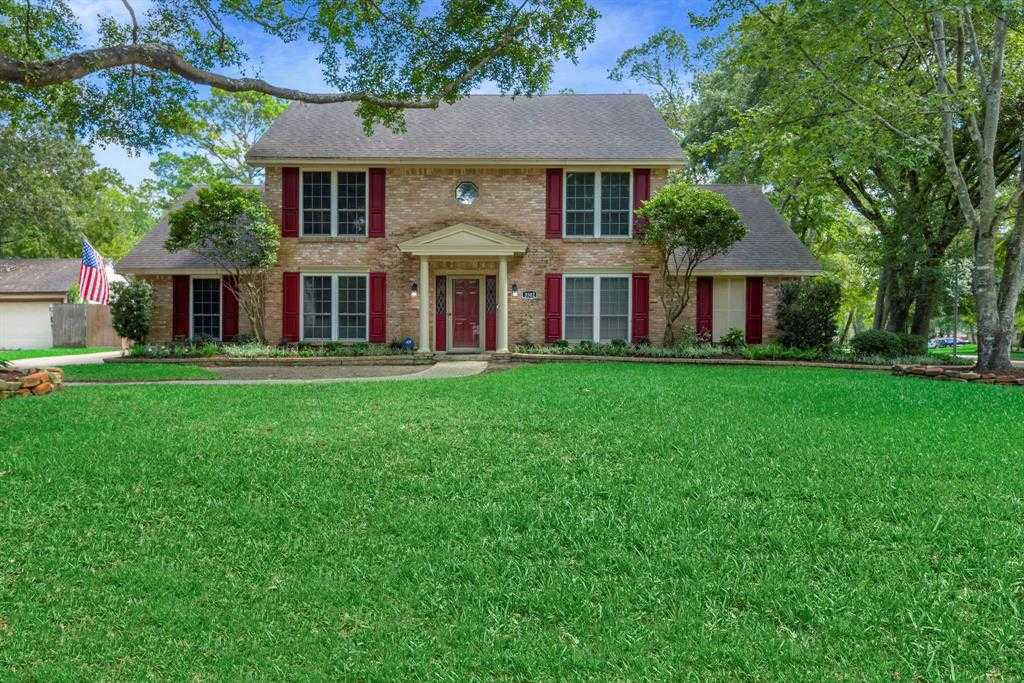 $339,500 - 5Br/4Ba -  for Sale in Bear Branch Village Sec 03, Houston