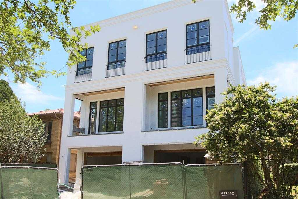 $1,499,000 - 3Br/4Ba -  for Sale in Berthea Grove Street, Houston