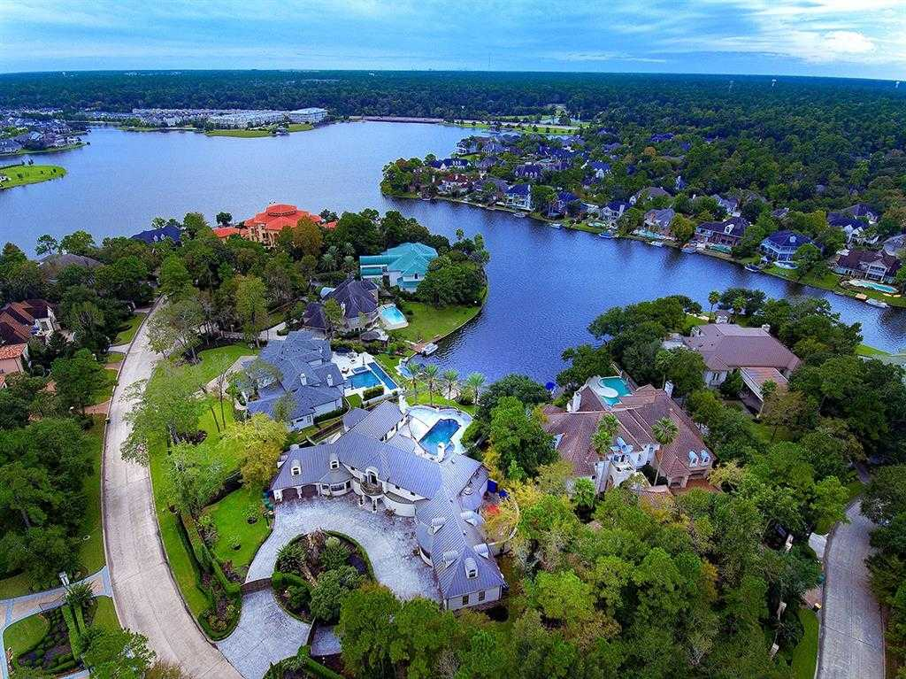 $3,999,500 - 6Br/8Ba -  for Sale in Wdlnds Village Panther Ck 25, The Woodlands