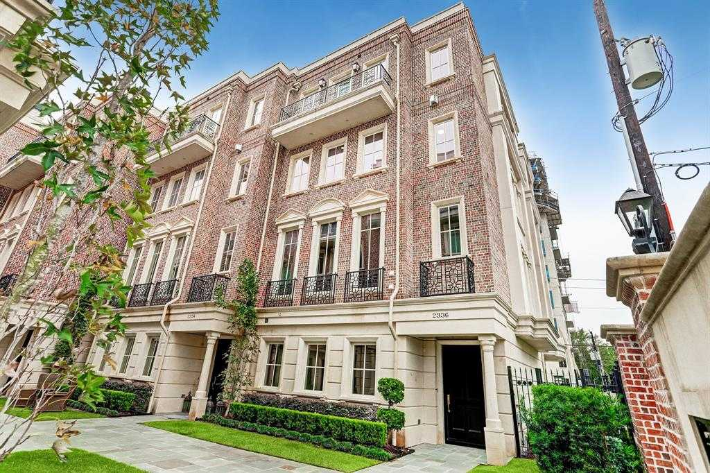 $1,325,000 - 3Br/4Ba -  for Sale in Cadogan Place, Houston