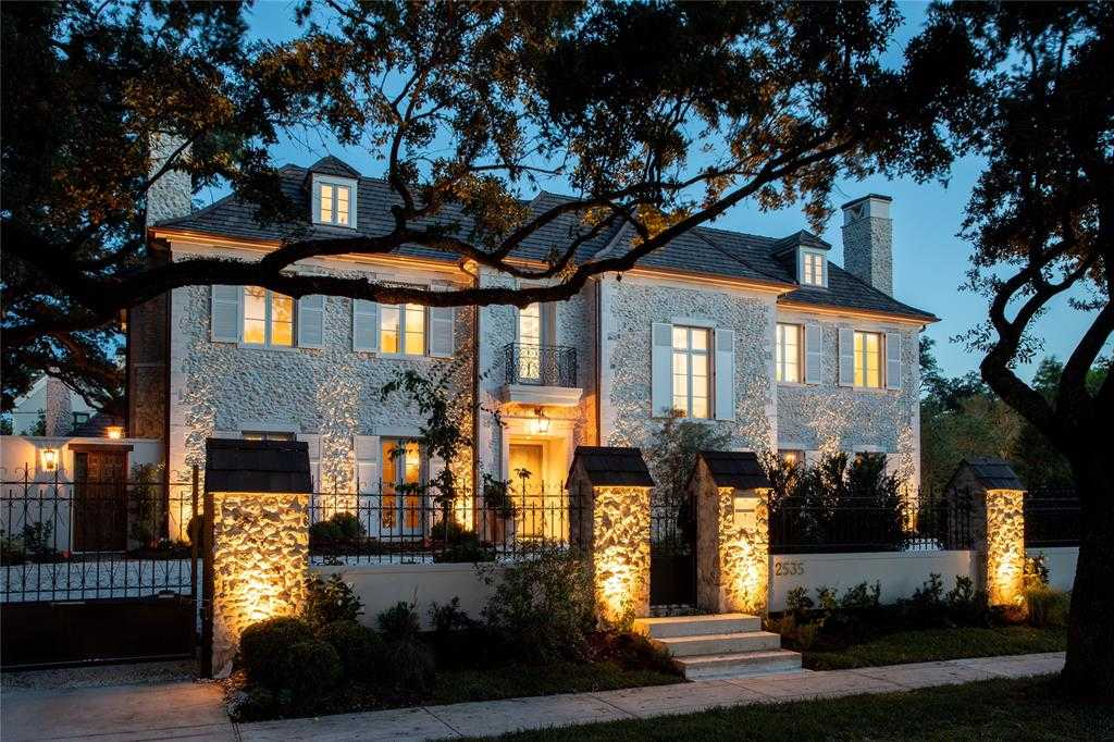 $7,800,000 - 5Br/9Ba -  for Sale in River Oaks, Houston