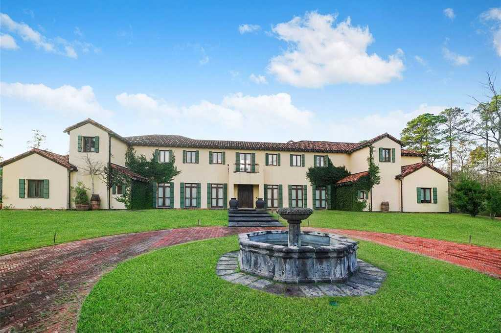 $6,250,000 - 7Br/13Ba -  for Sale in Carlton Woods, The Woodlands
